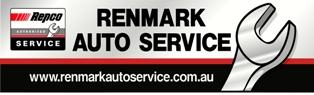 Renmark Auto Service Logo Map